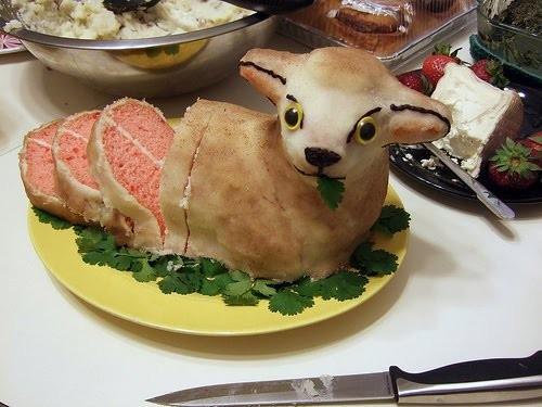 gateau-agneau