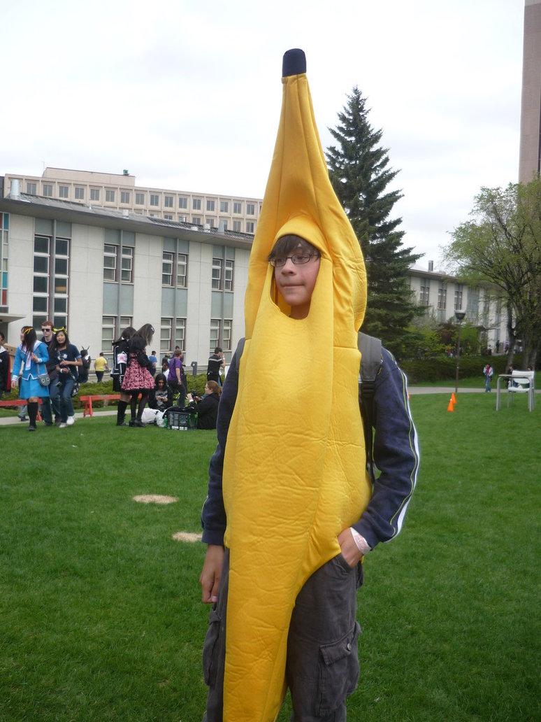 Banane, collège