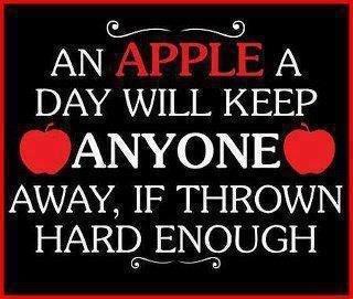 LB45-LT- an apple a day
