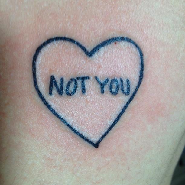 st valentin not you