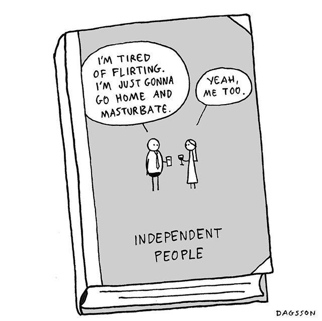 independat poeple