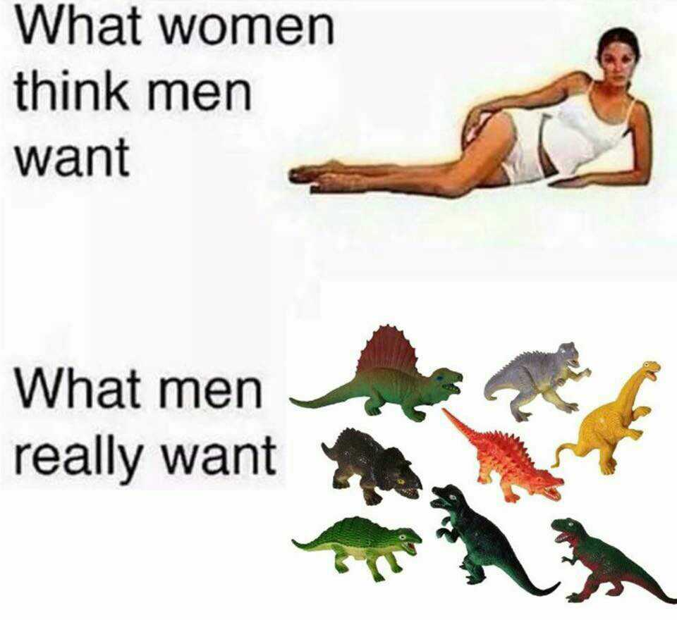 7.What men want